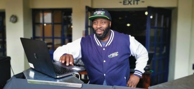 Inspiration FM radio host at The Barratts